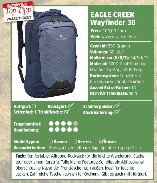 Eagle Creek Wayfinder 30