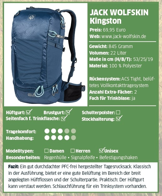 Jack Wolfskin Kingston