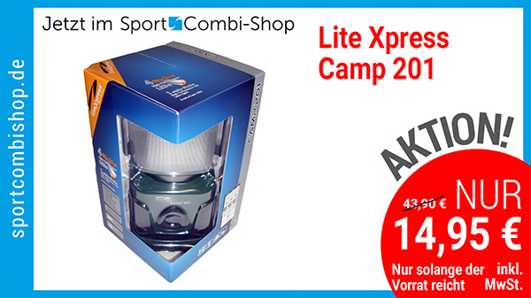 Lite XPress Camp 201